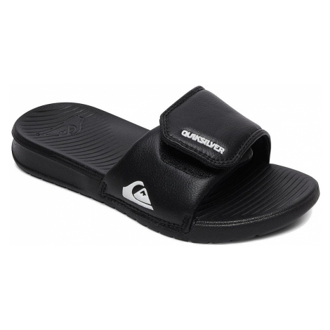 shoes Quiksilver Bright Coast Adjust - XKWK/Black/White/Black - boy´s