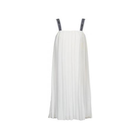 American Retro VERO LONG women's Long Dress in White