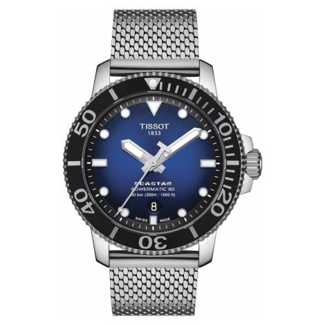 Tissot Watch Seastar 1000 Powermatic 80