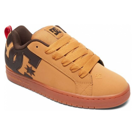 DC COURT GRAFFIK SE brown - Men's leisure shoes