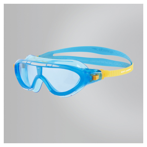 Yellow equipment for swimming and diving