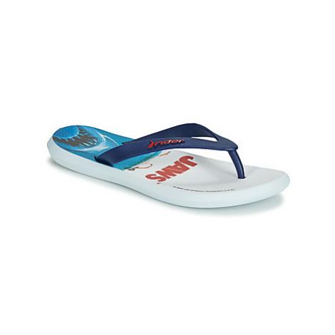 Rider UNIVERSAL KIDS girls's Children's Flip flops / Sandals in Blue
