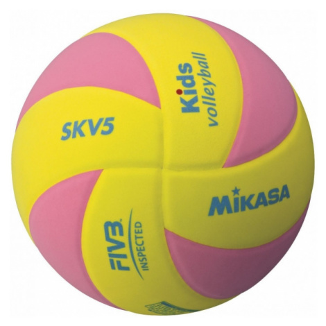 Mikasa SKV5 yellow - Children's volleyball
