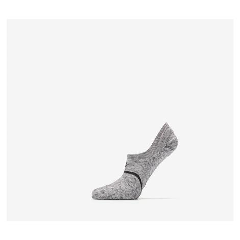 Nike Sneaker Sox Essential Ns Footie Wolf Grey/ Black