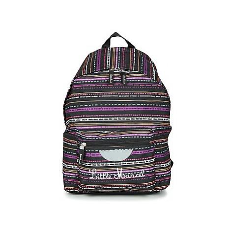 Black girls' backpacks