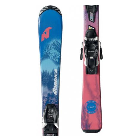 Nordica TEAM J FDT+JR 7.0FDT - Girls' downhill skis