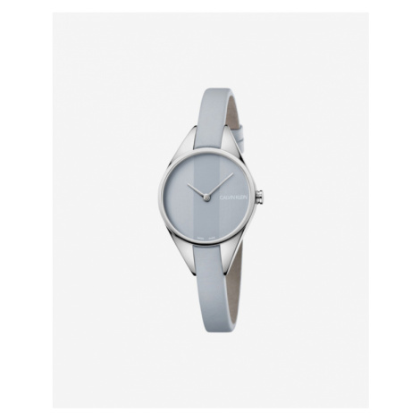 Calvin Klein Rebel Watches Silver