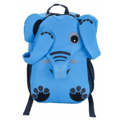 Lewro DIXIE 9 blue - Children's backpack