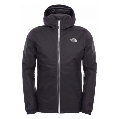 The North Face QUEST INS JKT black - Men's insulated jacket