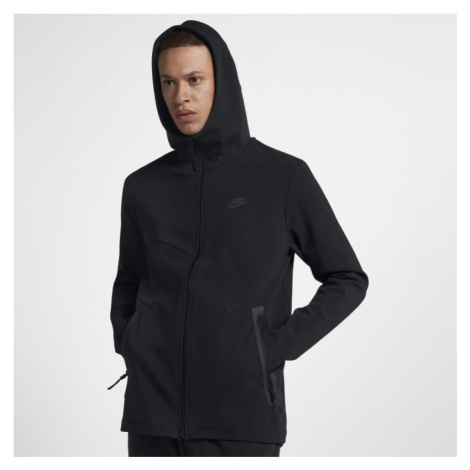 Nike Sportswear Tech Pack Men's Full-Zip Hoodie - Black