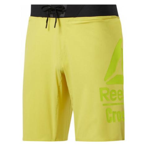 Reebok RC EPIC BASE SHORT LG BR green - Men's shorts