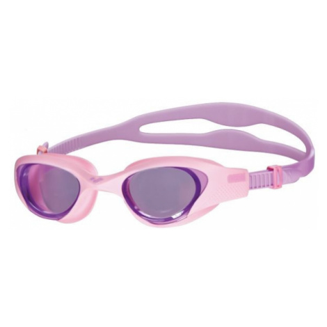 Arena THE ONE JR pink - Children's swimming goggles