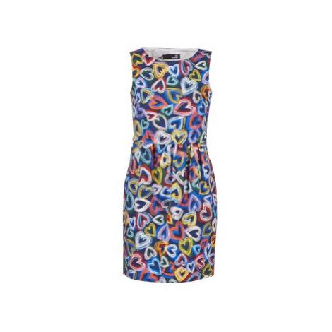 Love Moschino WVE9980S2870 women's Dress in Multicolour