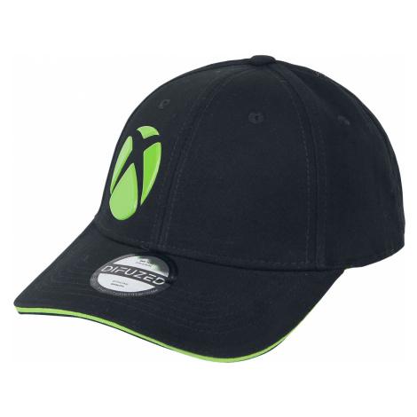 Xbox - Symbol - Baseball cap - black