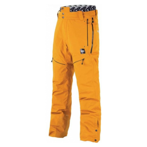 Picture NAIKOON yellow - Men's winter pants