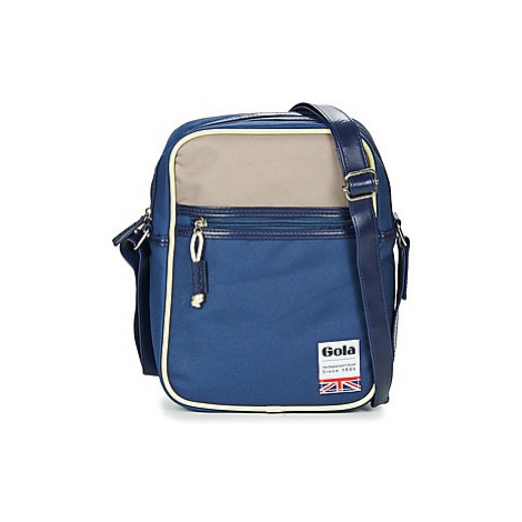Gola MINI BRONSON POLYESTER men's Pouch in Blue