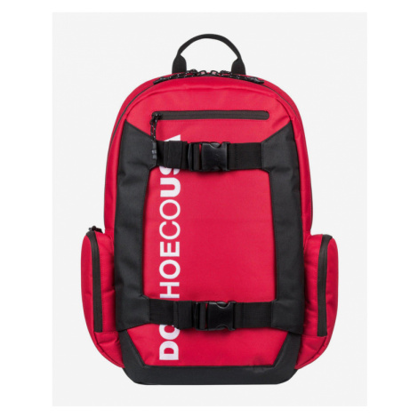 DC Chalkers Backpack Red