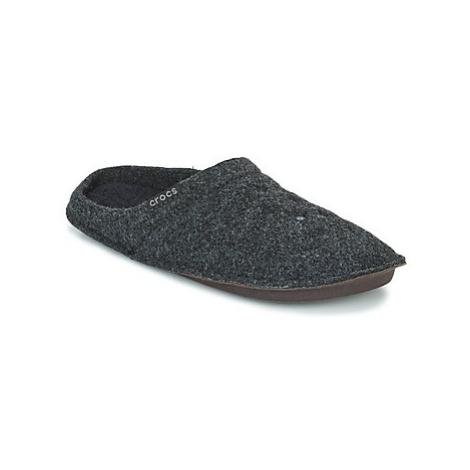 Crocs CLASSIC SLIPPER men's Slippers in Black