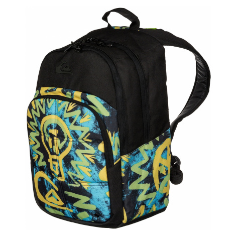 backpack Quiksilver New Burst - YHG7/Cave Rave Neon Yellow