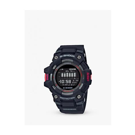 Casio GBD-100-1ER Men's G-Shock Steptracker Watch, Black