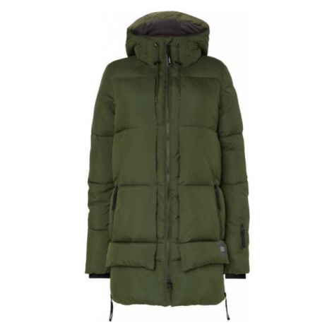 O'Neill PW AZURITE JACKET dark green - Women's winter jacket