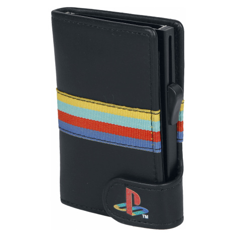 Playstation - Card Click Wallet - Card Holder - black