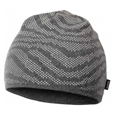 Runto RT-CAP-CAMOUFLAGE gray - Kids' winter hat