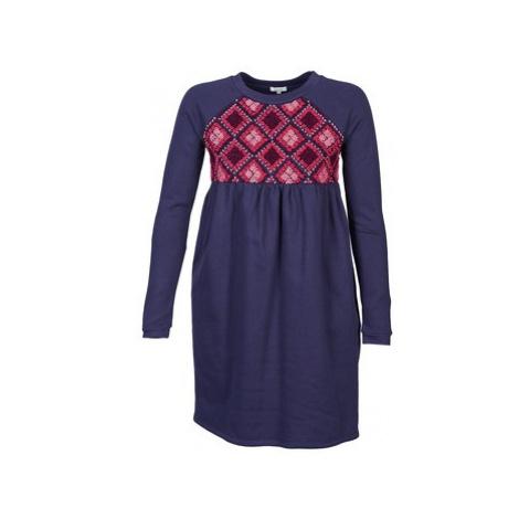 Manoush DOTS women's Dress in Blue