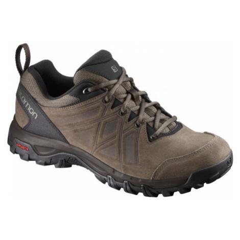 Salomon EVASION 2 LTR brown - Men's running shoes