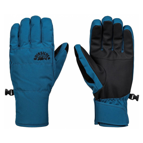 glove Quiksilver Cross - BSE0/Lyons Blue - men´s
