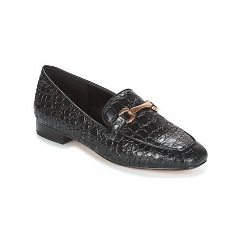 Dune London LOLLA women's Loafers / Casual Shoes in Black