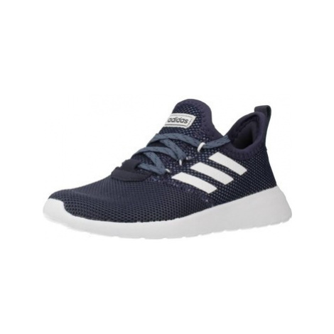 Adidas LITE RACER RBN K boys's Children's Shoes (Trainers) in Blue