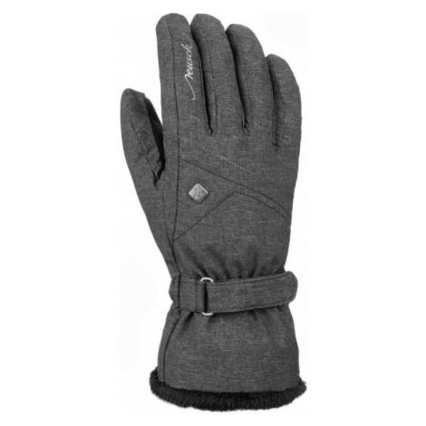 Reusch LAILA grey - Women's ski gloves