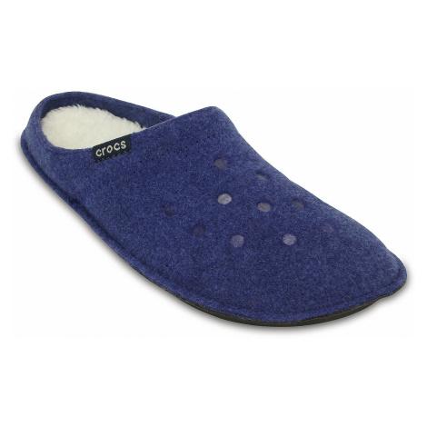 shoes Crocs Classic Slipper - Cerulean Blue/Oatmeal