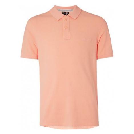 O'Neill LM PIQUE POLO orange - Men's polo shirt