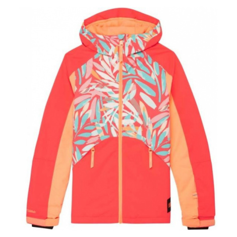O'Neill PG ALLURE JACKET orange - Girls' ski/snowboarding jacket