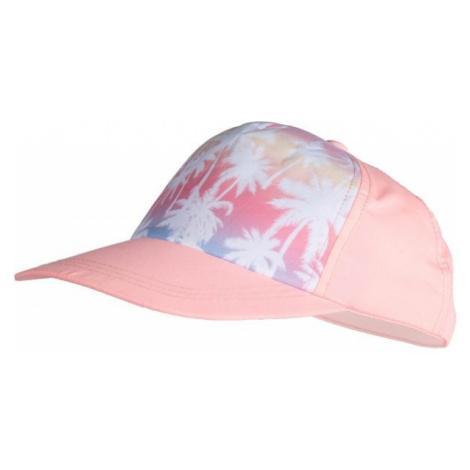 Lewro PALIMA pink - Girls' baseball cap