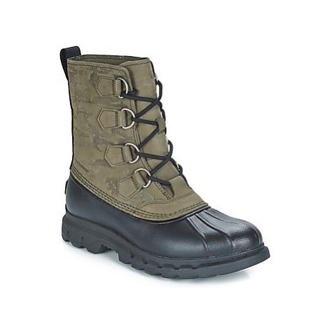 Sorel PORTZMAN™ CLASSIC CAMO men's Snow boots in Green