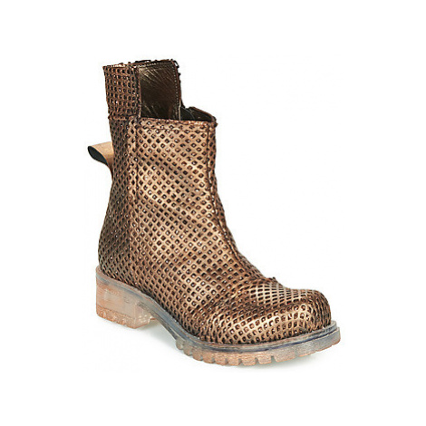 Papucei GARSON BROWN women's Mid Boots in Brown