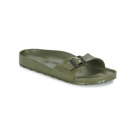 Birkenstock MADRID EVA women's Mules / Casual Shoes in Green