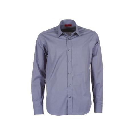 BOTD FREDDA men's Long sleeved Shirt in Grey
