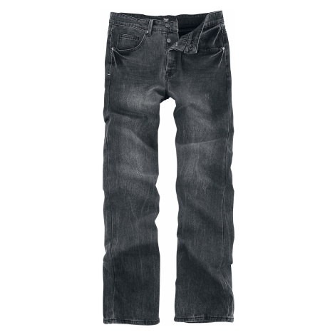 Black Premium by EMP - Johnny - Jeans - grey