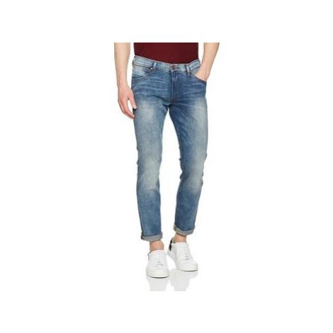 Wrangler Larston Blue Mick W18SMK88Y men's Skinny Jeans in Blue