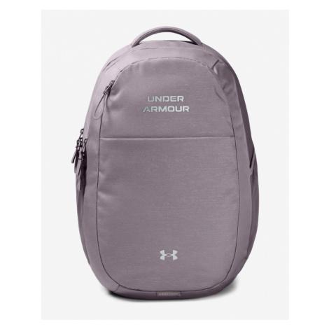 Under Armour Hustle Signature Backpack Violet