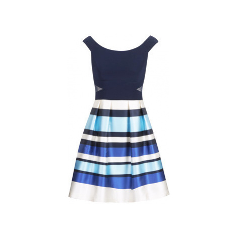 Derhy ELASTICITE women's Dress in Blue