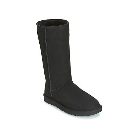 UGG CLASSIC TALL II women's High Boots in Black