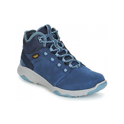 Teva ARROWOOD 2 MID women's Shoes (High-top Trainers) in Blue