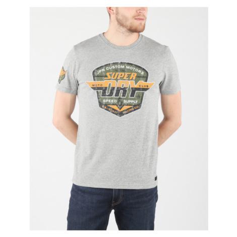 SuperDry T-shirt Grey