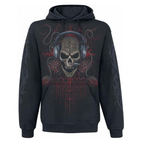 Spiral PC Gamer Hooded sweater black