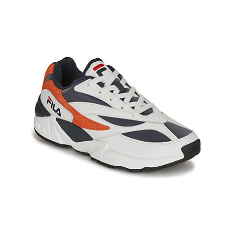 Fila V94M R LOW men's Shoes (Trainers) in White